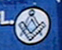 Masonic bumbper sticker