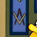 Masonic symbol - The Simpson